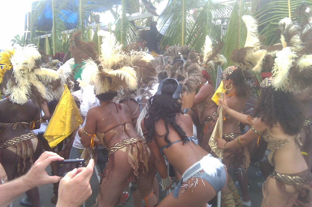 2011 St. Croix USVI Carnival Parade