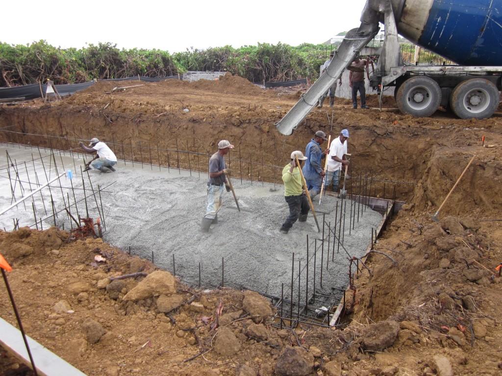 01-05-2011 - Large Cistern Pour