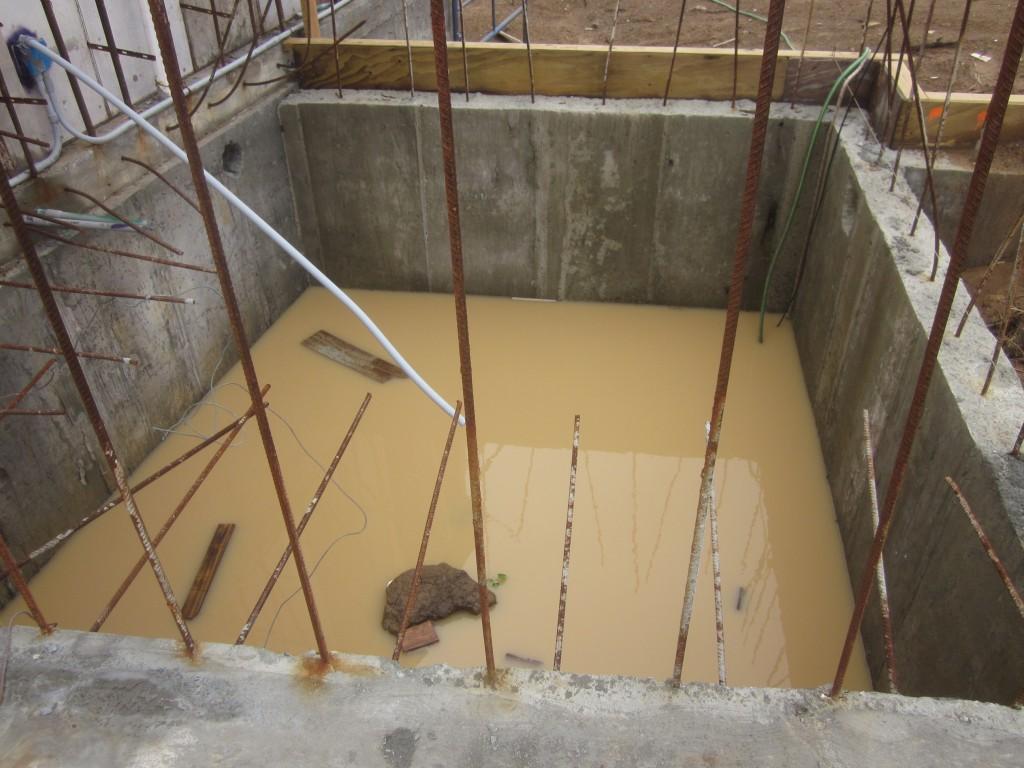 5/21/2011 - pod flooded