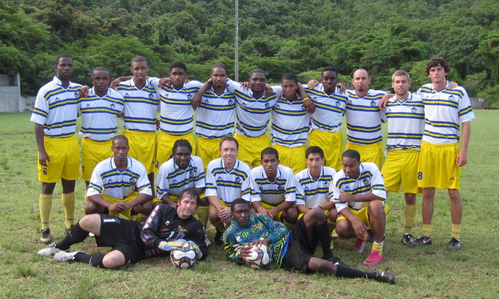 7/8/2011 - USVI National Soccer Team